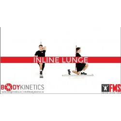 FMS - Inline Lunge