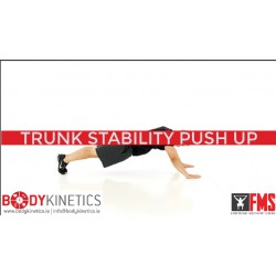 FMS - Trunk Stability Pushup